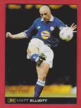Leicester City Matt Elliott Scotland